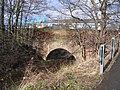 Balderton Brook and Old Sandstone Bridge - geograph.org.uk - 345511.jpg