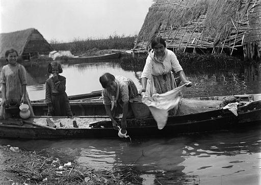 Baldomer Gili Roig. El Palmar (La Albufera de València), c. 1915 (2)