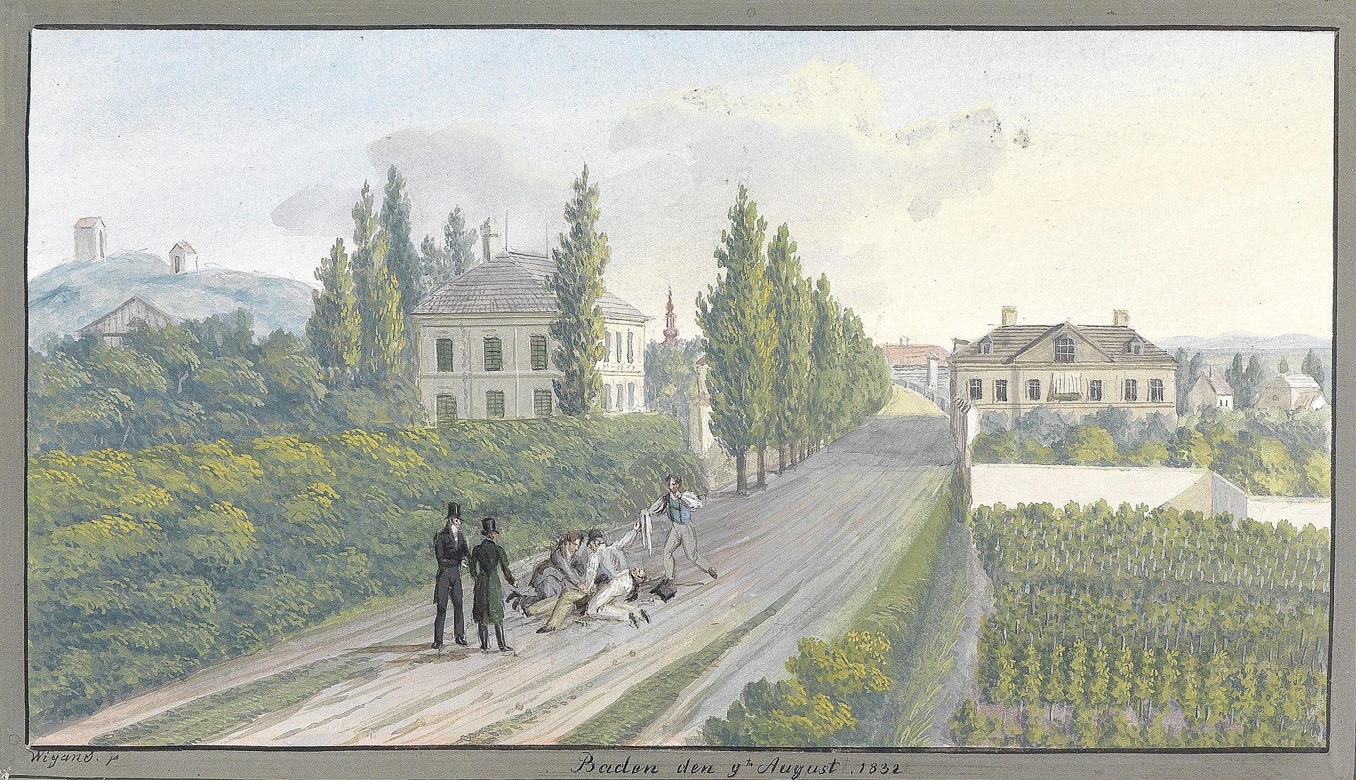 Balthasar Wigand Duell Baden 1832.jpg