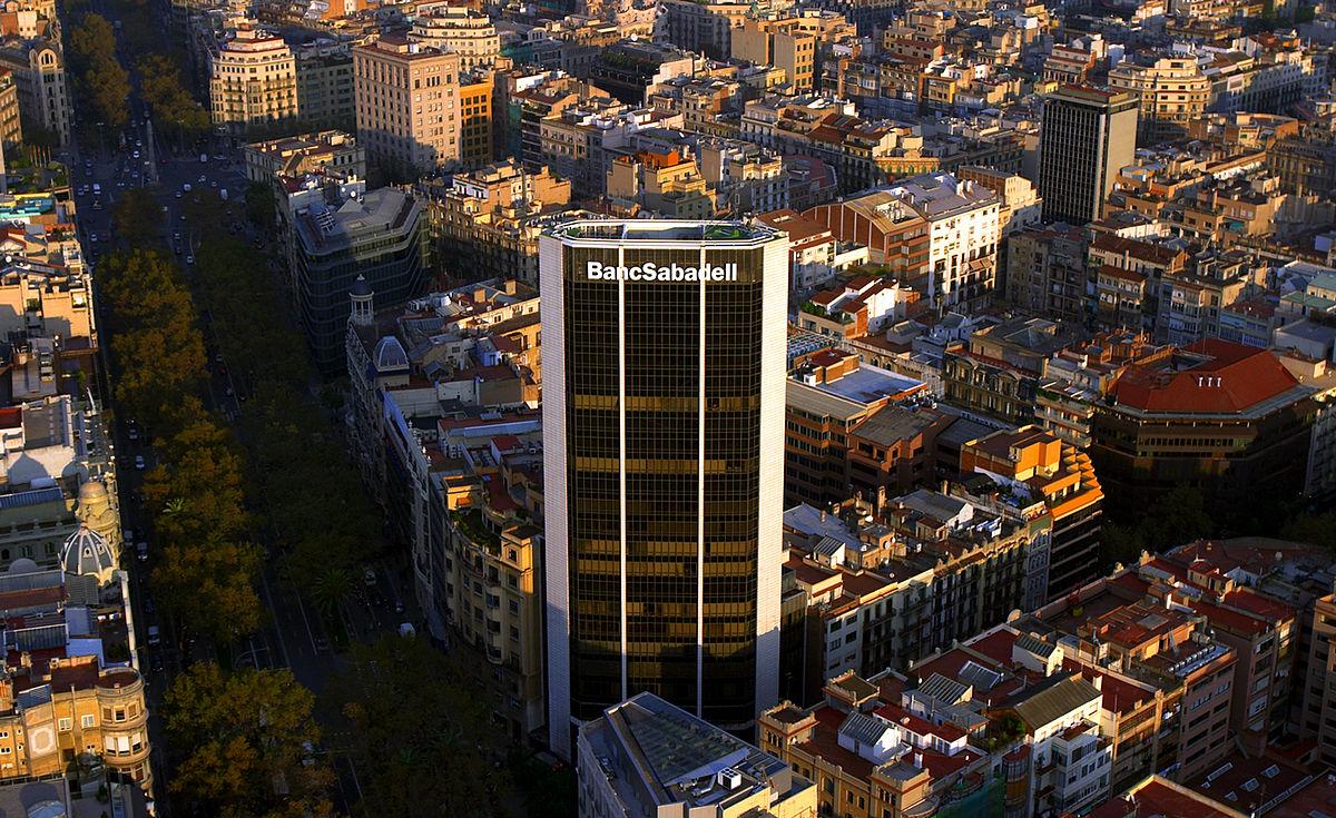 Banco sabadell wikipedia la enciclopedia libre - Oficinas banc sabadell ...