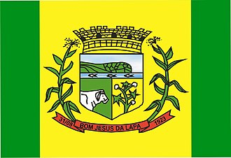 Bom Jesus da Lapa - Image: Bandeira Lapa