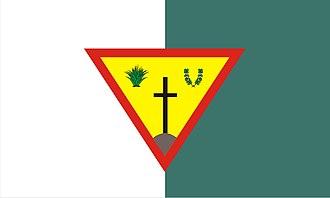 Pocinhos, Paraíba - Image: Bandeira de pocinhos
