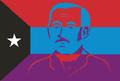 Bandera Jose Gregorio Bastidas Parroquia de Palavecino Lara.PNG