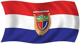 Guaranda - Image: Bandera gda