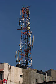 Bangalore cellphone tower November 2011 -30
