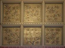 Pittura di Banksia speciosa
