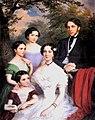 Barabás The Family Dégenfeld 1854.jpg