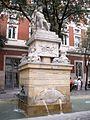 Barcelona - Fuente de Neptuno, Plaza de la Merced.jpg