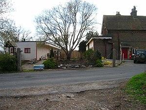 Barcombe Mills railway station - Image: Barcombe Mills Station 1