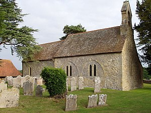 Barlavington - Image: Barlavington Church geograph.org.uk 204474