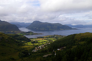 Selje Former municipality in Sogn og Fjordane, Norway