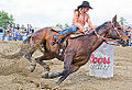 Barrel Racing (14766995581).jpg