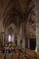 Bas-côté nord de l'église Saint-Malo, Dinan, France.jpg