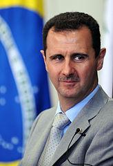 Bashar al-Assad.