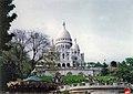 Basilica Sacré-Cœur, Paris, 2000.jpg