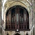 Basilica of Saint Denis Organ, Paris, France - Diliff.jpg