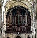 Basilica of Saint Denis Organ, Paris, France - Diliff.jpg