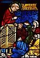 Basilika Seckau, Gnadenkapelle, Gotisches Glasfenster 6.jpg