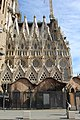 Basilique Sagrada Familia façade sud ouest Barcelone 7.jpg