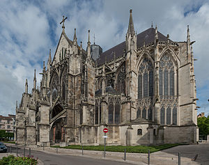 Roman Catholic Diocese of Troyes - Saint-Urbain
