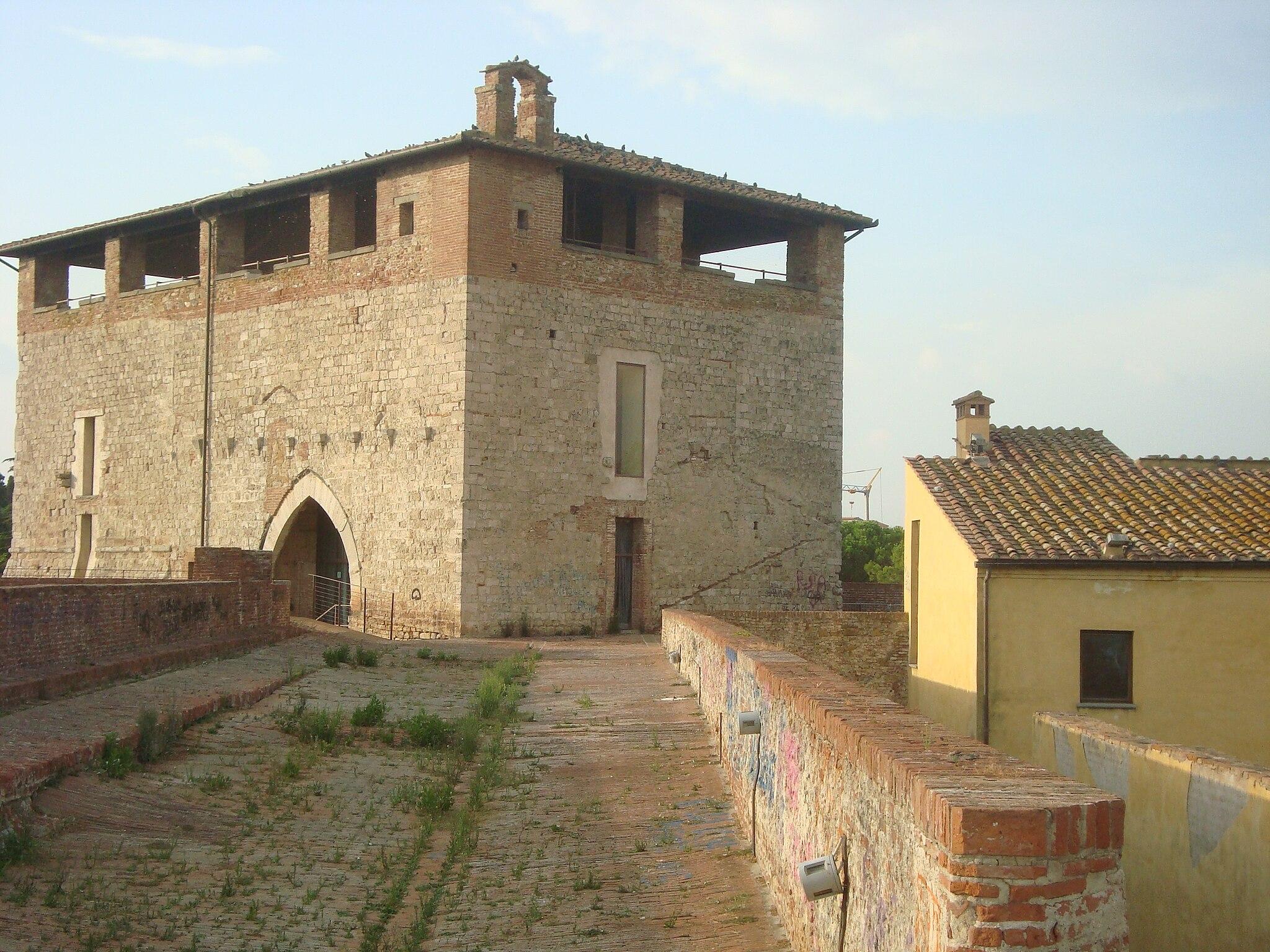 Bastione Fortezza 5