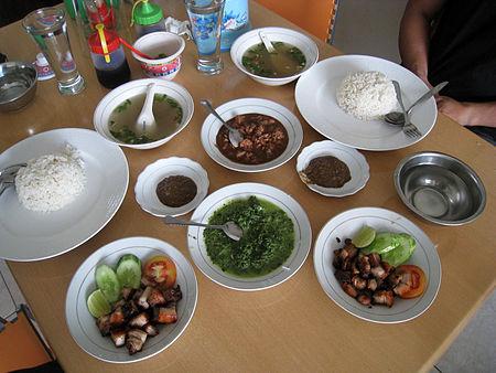 Resep makanan khas batak karo kaskus for Cuisine karo