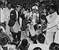 Batak wedding, bride and groom dancing, Wedding Ceremonials, p12.jpg