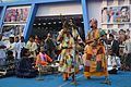 Baul Song Performance - West Bengal Pavilion - 41st International Kolkata Book Fair - Milan Mela Complex - Kolkata 2017-02-04 5111.JPG