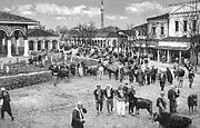Bazar Tirana (ca. 1900)2