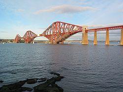 גשר פורת' בסקוטלנד