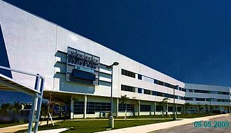 Miami Beach Senior High School - Image: Beach Highcirca 6 52009 1