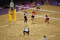 Beach volleyball at the 2012 Summer Olympics (7925317416).jpg