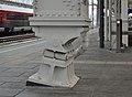 Bearings of Zentralperron Salzburg Hauptbahnhof 01.jpg