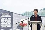 Beata Szydło podczas nadania imienia Prezydenta Lecha Kaczyńskiego Terminalowi LNG w Świnoujściu.jpg