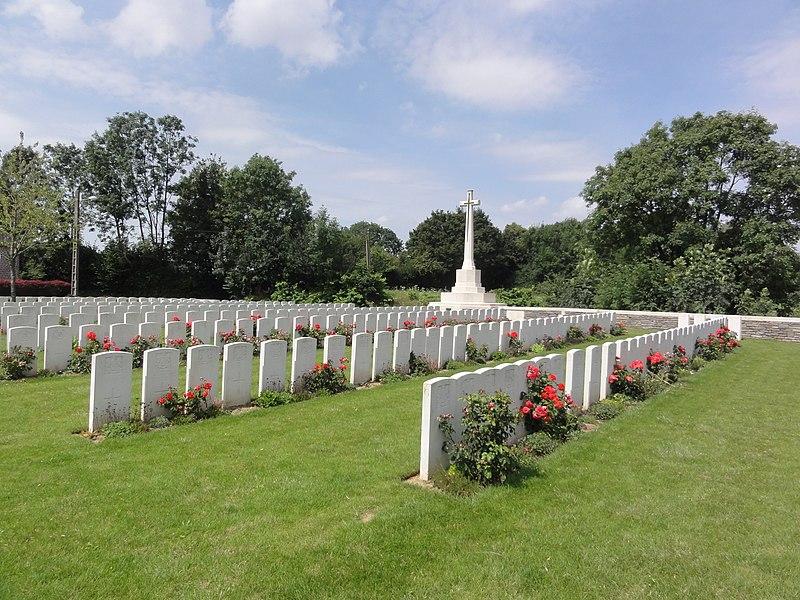 Beaurevoir British Cemetery (Aisne)