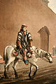 Beggar on Horseback (detail) - Emeric Essex Vidal - Picturesque illustrations of Buenos Ayres and Monte Video (1820).jpg