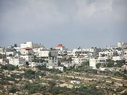 View of Beit Surik
