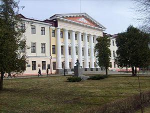 Horki - Belarusian Agriculture Academy