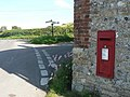 Belchalwell, postbox № DT11 19 - geograph.org.uk - 973110.jpg
