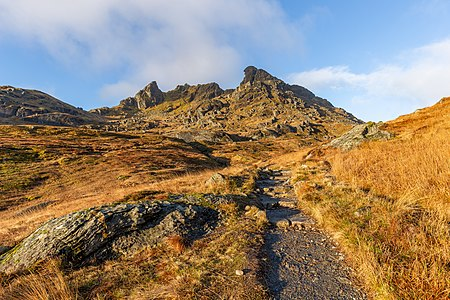 Ben Arthur, Arrochar Alps, Scotland