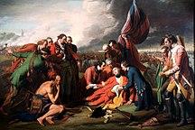 North America-Colonial period-Benjamin West 005