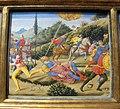 Benozzo gozzoli, predella con scene delle vite di santi, 1460-70 ca., 04 paolo.JPG