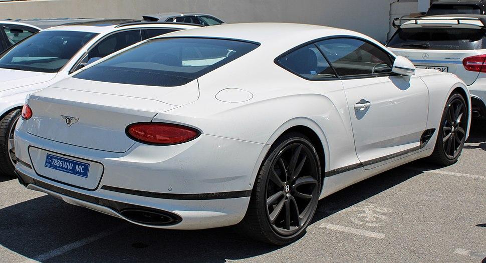 Bentley Continental GT Monaco IMG 1165