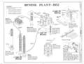Benzol Plant - 1952 - Thomas By-Product Coke Works, 1200 Tenth Street West, Thomas, Jefferson County, AL HAER ALA,37-THOS,6- (sheet 7 of 7).png