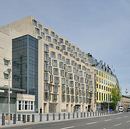 Behrenstraße in Düsseldorf
