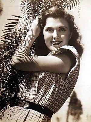 Beverly Tyler - circa 1940s
