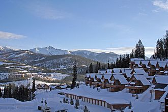 Big Sky Resort - Big Sky Resort in 2006