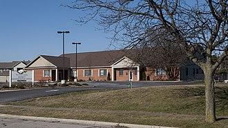 Sunbury, Ohio - Big Walnut School District Administrative Office