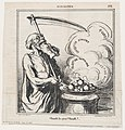 Big hot ones! Hot!, from 'News of the day,' published in Le Charivari, November 14, 1868 MET DP877739.jpg