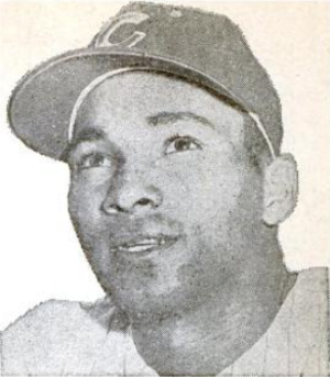 Billy Williams (left fielder) - Williams in 1961